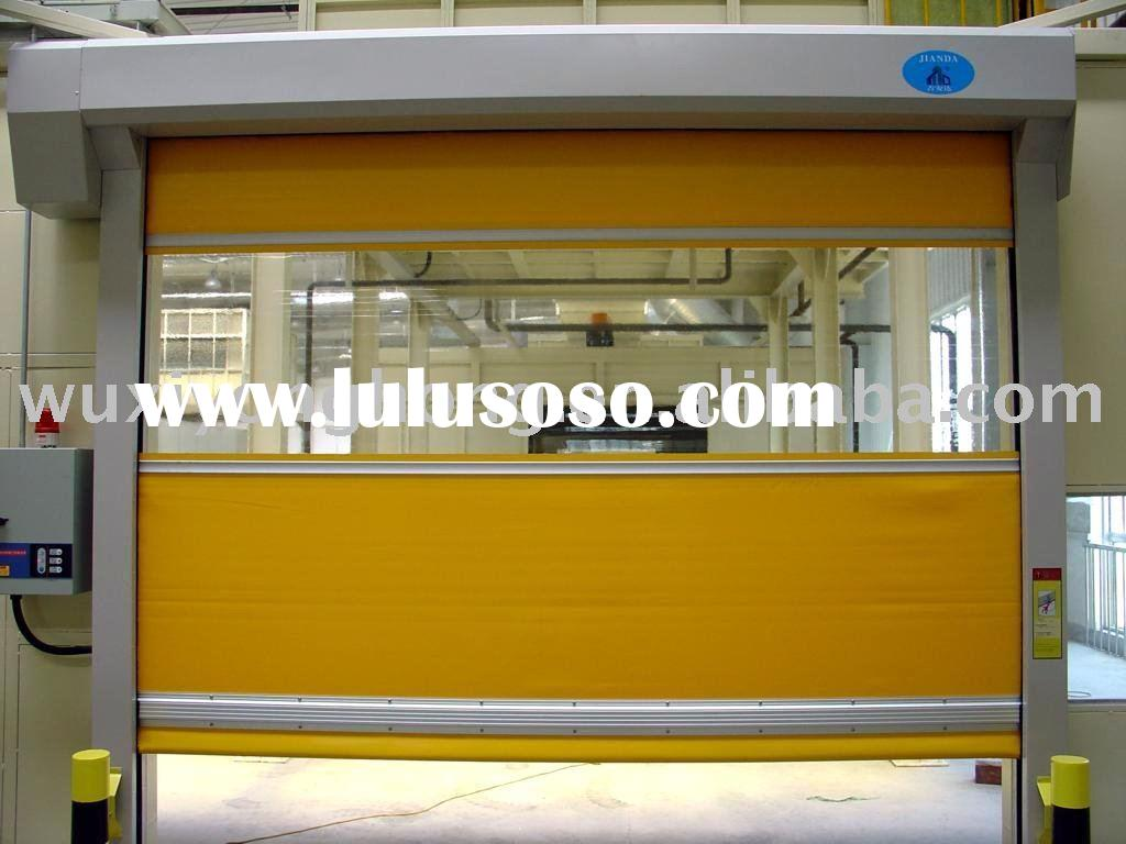 Steel roller door, garage door, high speed rolling door, roller shutter, rolling shutter