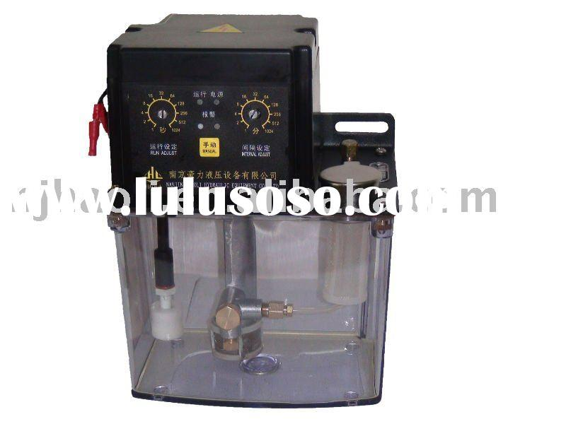 lubrication system/oil pump/oil lubricator