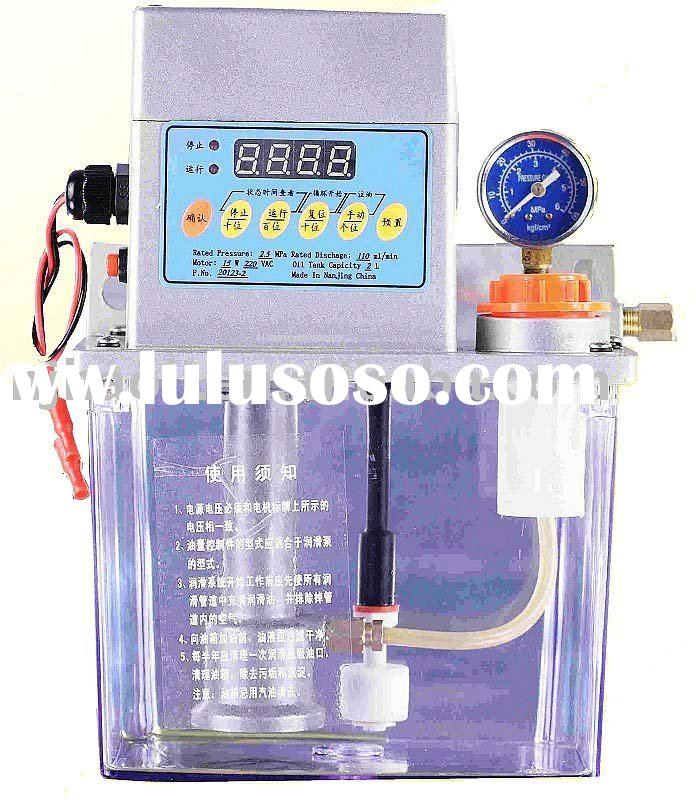 oil lubrication system/lubrication pump