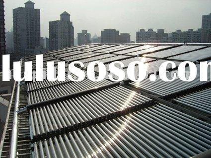 solar collector project,solar heat system,solar energy system