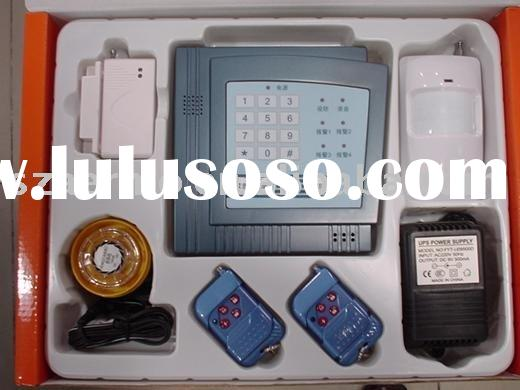 2011 aermo wireless security alarm system with four defence zone