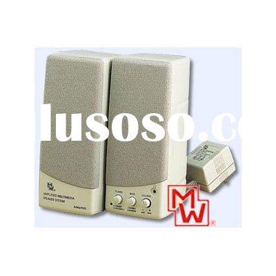 2-Way Indoor/ Outdoor Speaker System - MW6905 / MW6906