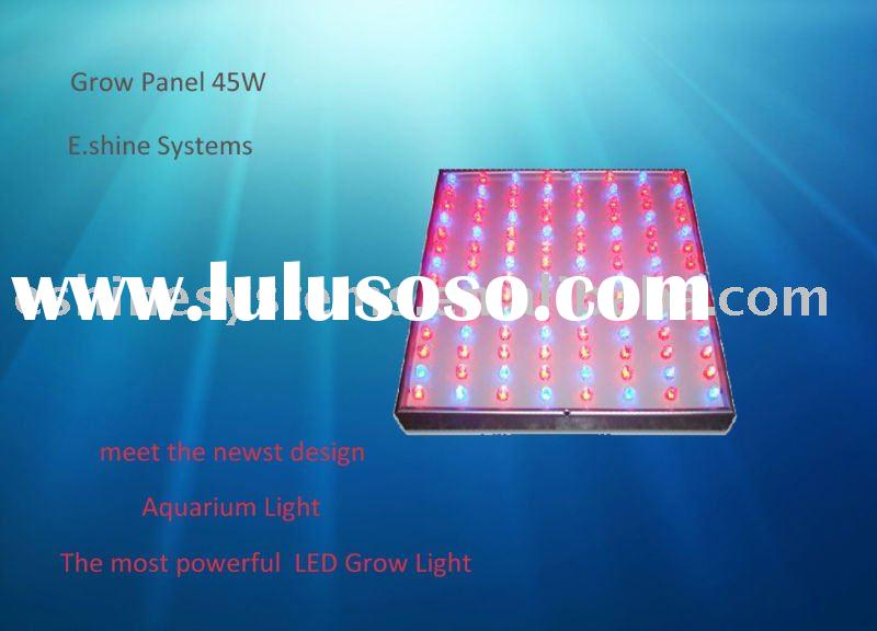 45W LED grow lights for flowers