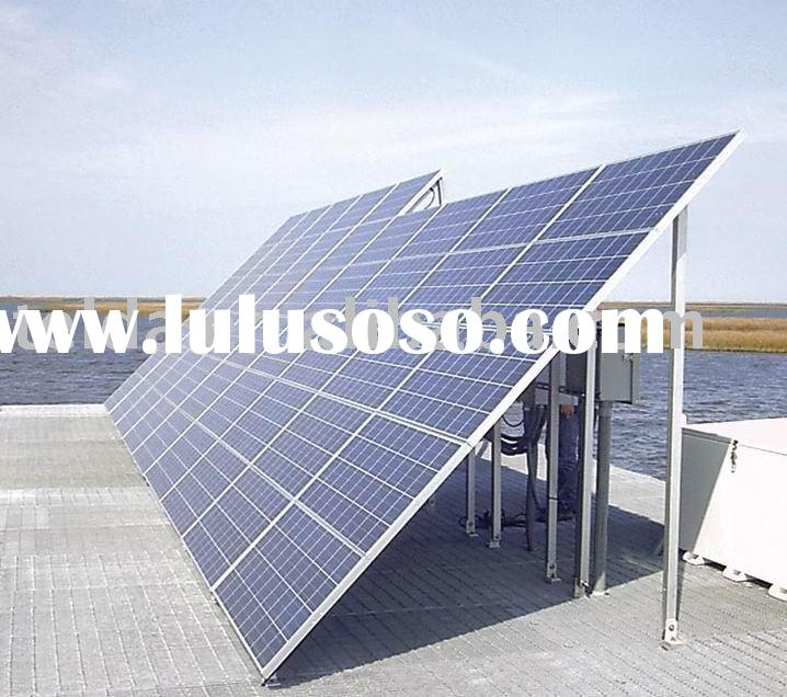 4kw--5kw  solar energy systems for house and industry