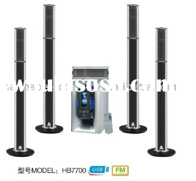 5 1 home theater system with dvd for africa market