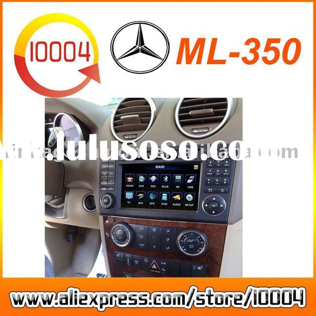 7 inch Car Gps System for Mercedes-Benz ML-350 (BZ-350)