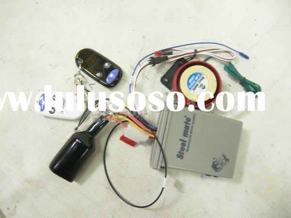 Alarm System scooter bike parts#62477