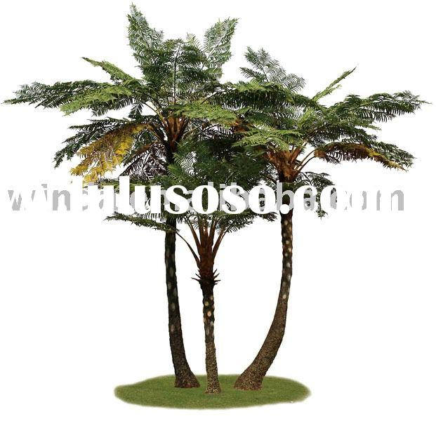 Artificial Tree, artificial plant, 480cm Common Tree Fern Group