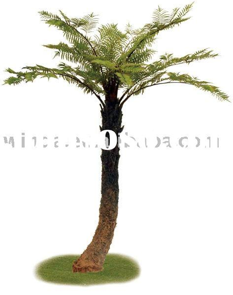 Artificial Tree, artificial plant, Common Tree Fern