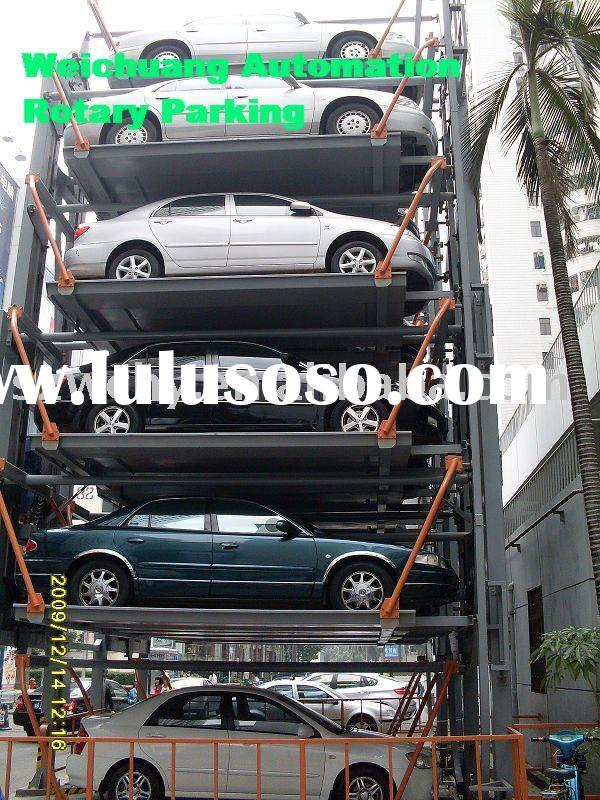 Automated Rotary Parking System
