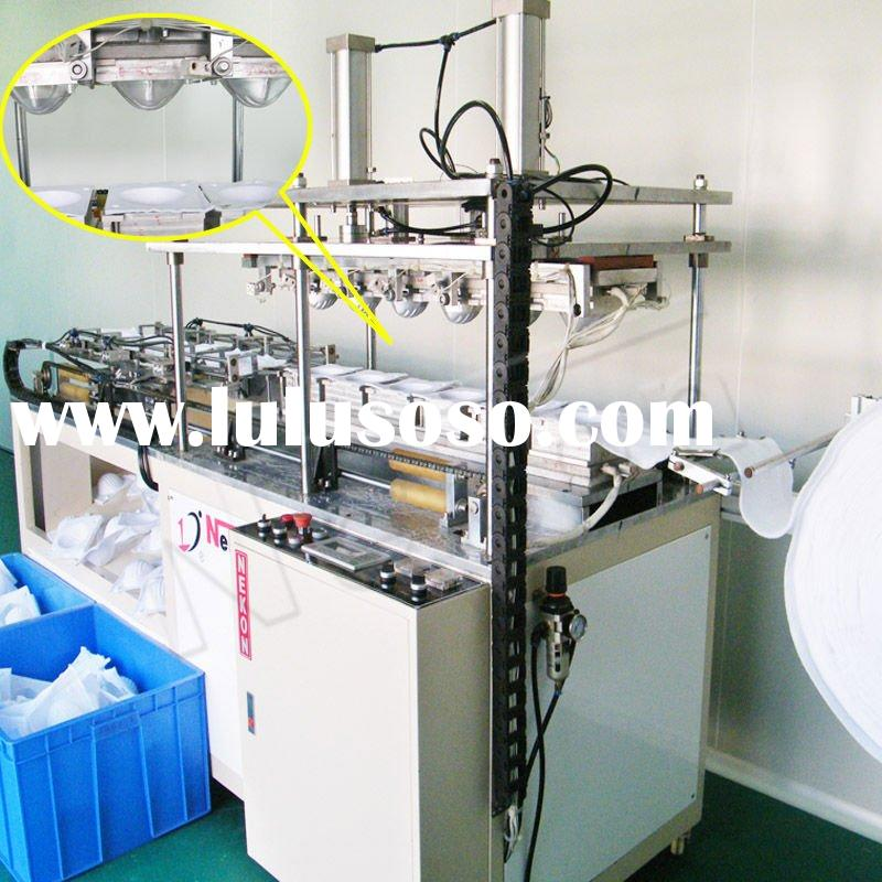 Automatic FFP2 Non-woven Cup Mask Making  Machine