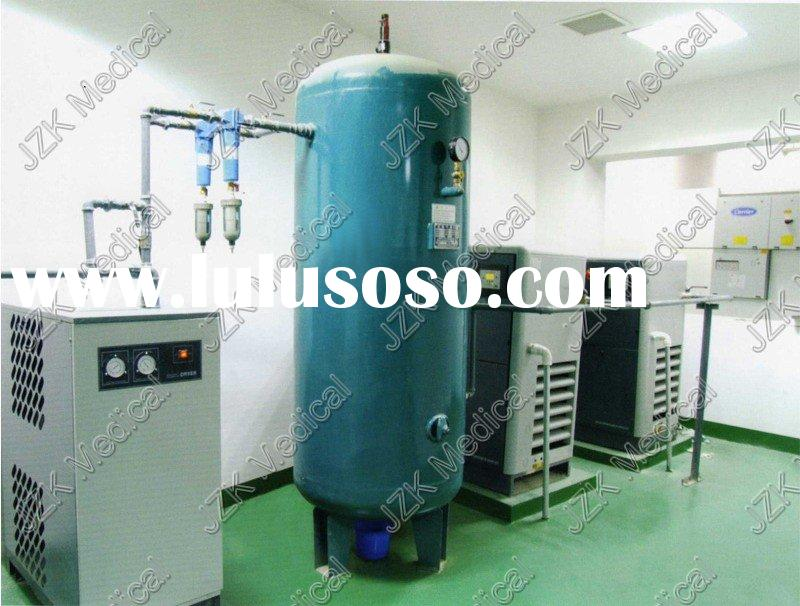 Automatic Medical Compressed Air Plant System