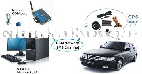 Cheap Test Verson GPRS GSM GPS tracking system gps tracking software