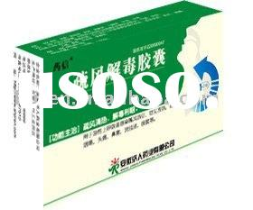 Cold Medicine Treating influenza,anti-fever Shufeng Jiedu Jiaonang