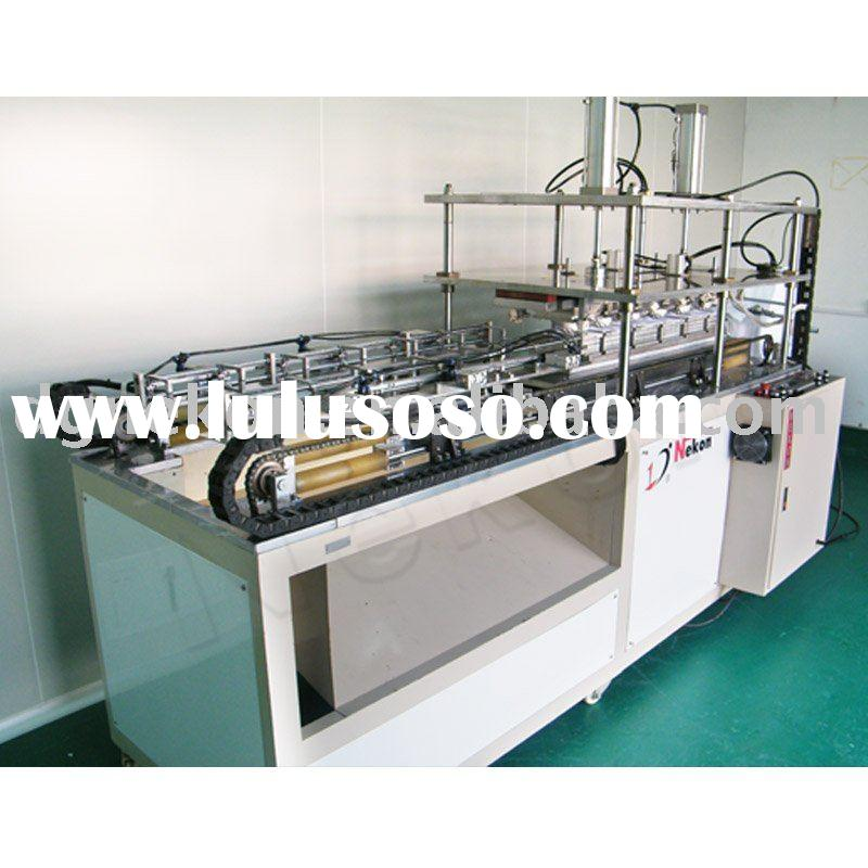 Face mask machine/Disposable  N95 Non woven Dust proof cup mask machine