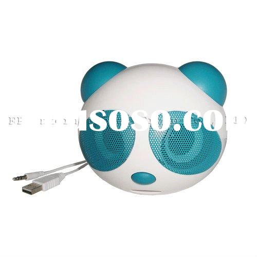 Fashion portable mini speaker for MP3/Computer/MP4