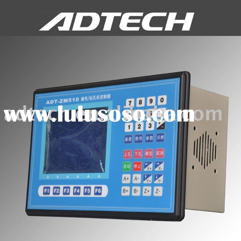 Five Axis CNC Brush Controller ADT-ZM510