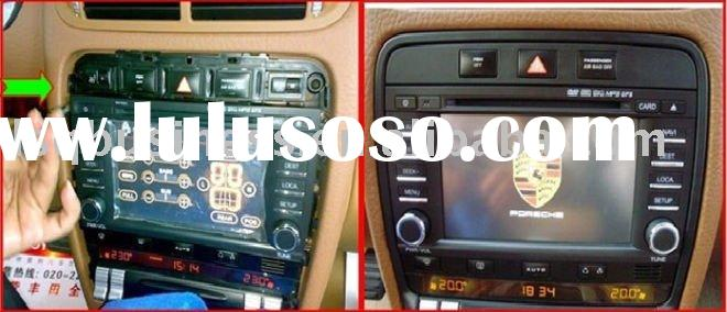 FlyAudio Porsche Cayenne car dvd player with gps, support bose system of original car