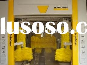 Fully Automatic Tunnel Car Wash Equipment:TEPO-AUTO TP-901