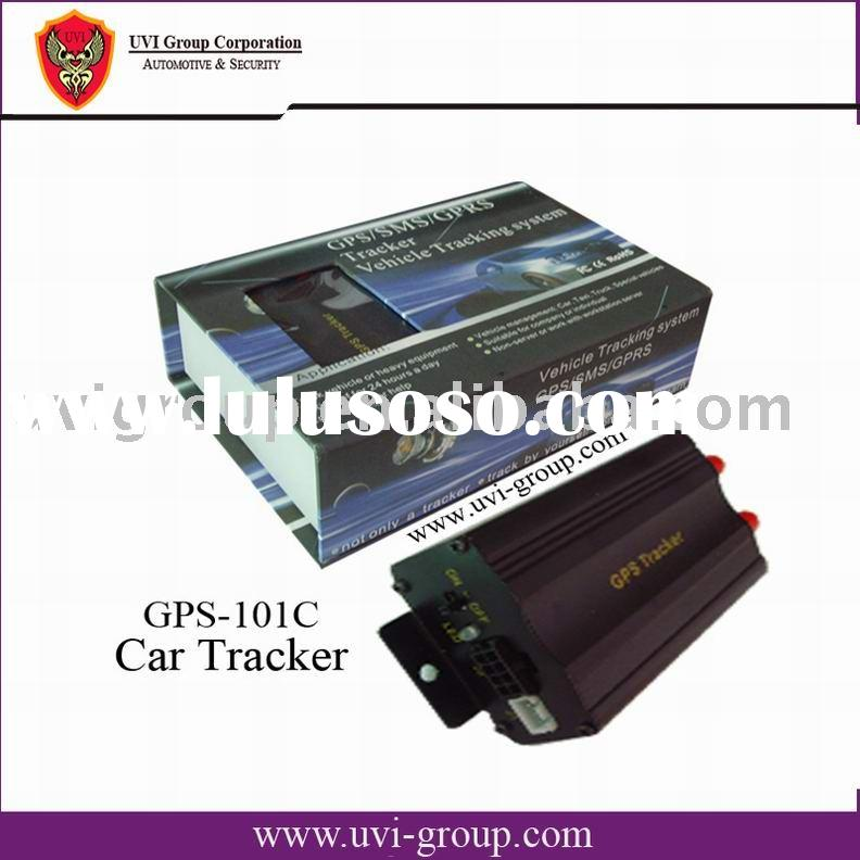 GPS Car Tracker & Alarm System for Car