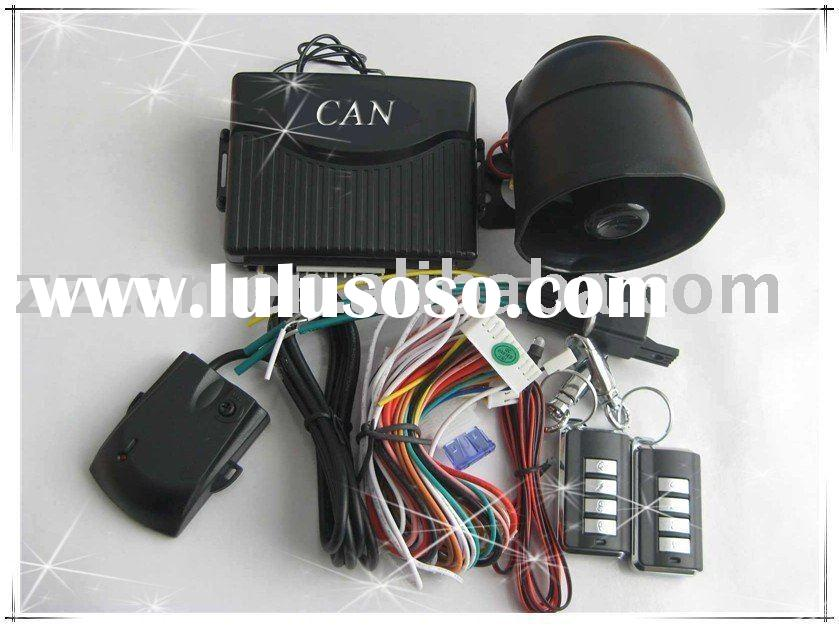 GPS gsm car alarm system SC-H886 From Factory