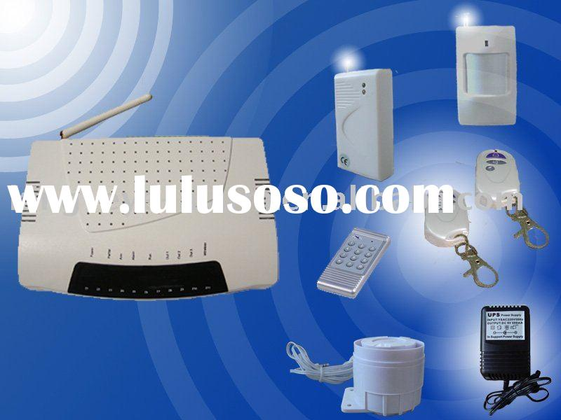 GSM  WIRELESS HOME SECURITY SYSTEM HOUSE ALARM