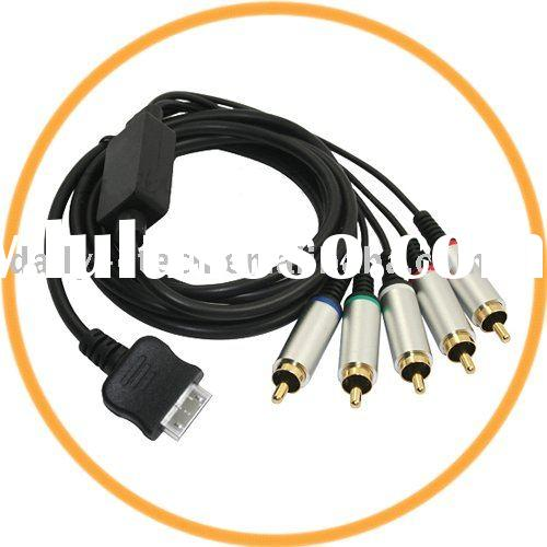 HD Component TV AV Video Cable For Sony PSP GO
