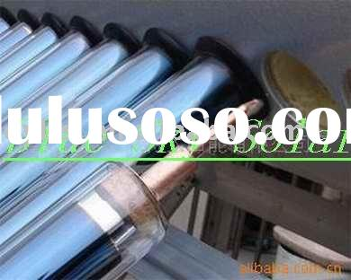 Heat Pipe Pressured Solar Water Heater
