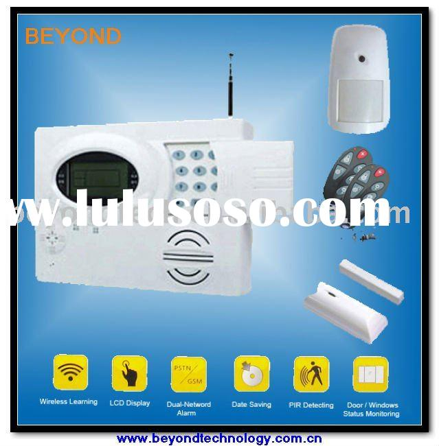 Home Alarm  System with wireless doorbell
