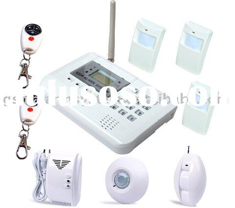 Home Security Alarm,S100,2 relay outputs