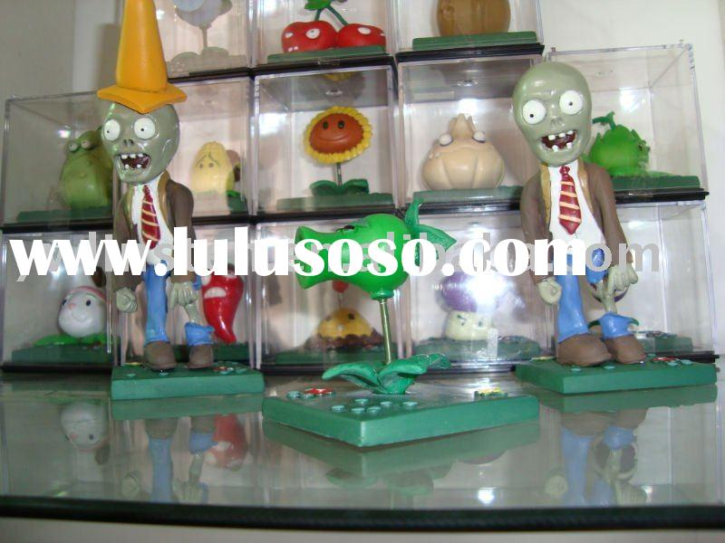 Hot Game Plants vs Zombies PVC Toy Set(LSGZP0004)