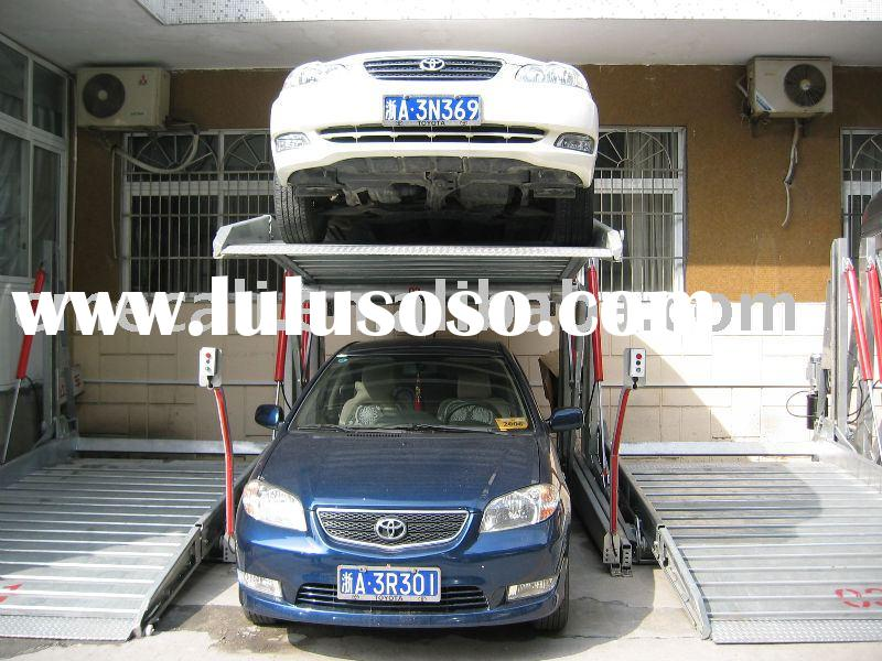 Indoor Hydraulic Parking System