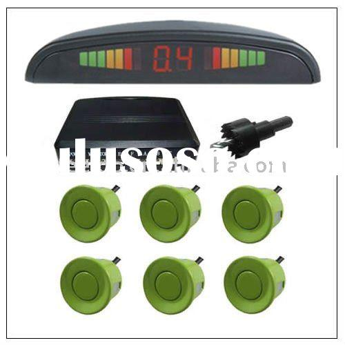 LED display Car parking sensor system