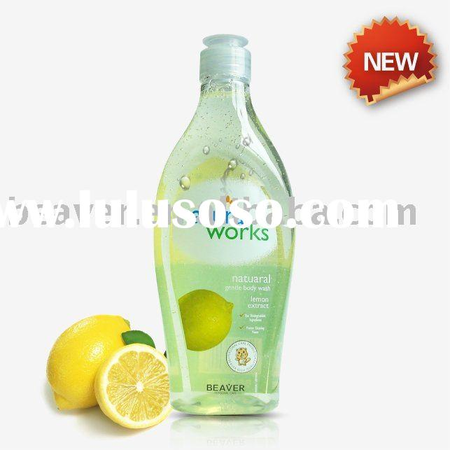 Lemon Extract Body Wash
