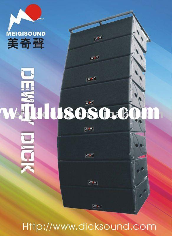 Line array speaker professional audio professional loudspeaker L-12