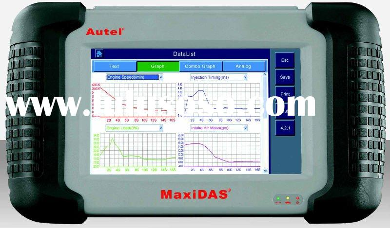 Maxidas DS708 Automotive Diagnosis & Analysis System