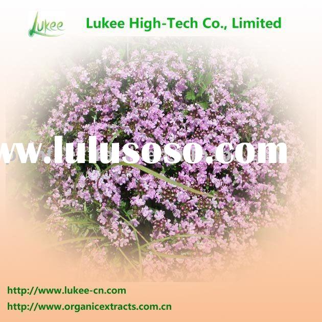 Medicinal plant thyme extract