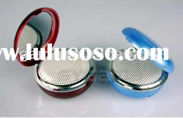 ON SALE!! mini speaker with mirror for computer