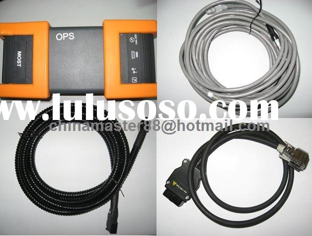 OPS Diagnose System Multiplexer MOST DIS + SSS