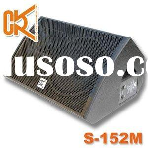PA speaker system pro sound equipment disco sound mobile dj