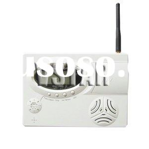 PSTN and GSM adt contact ID home alarm system