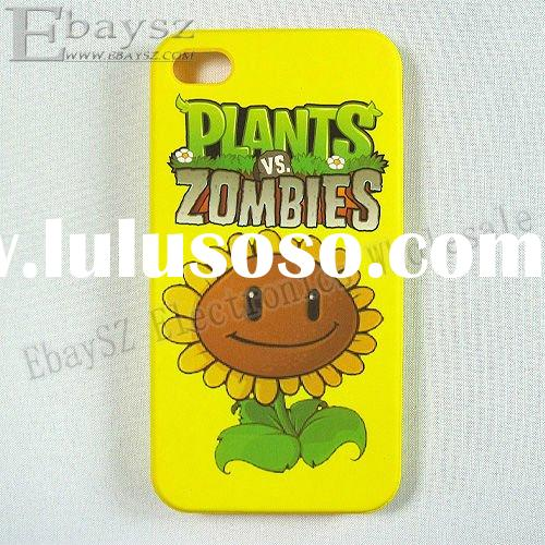 Plants VS Zombies Hard Cover Case for iPhone 4 4G IP-394