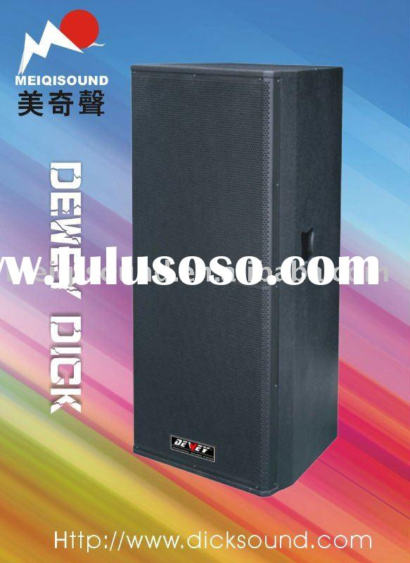 Professional loudspeaker professional audio pa system