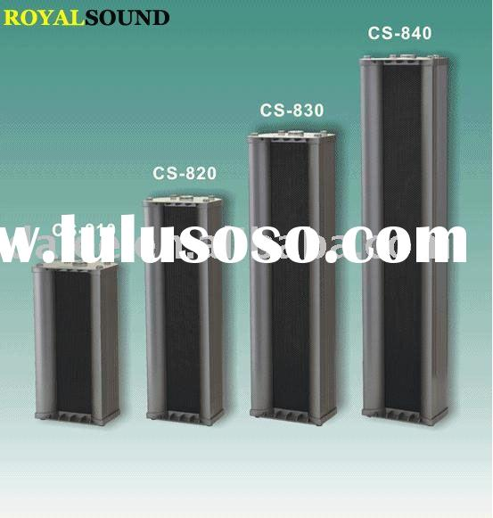 Public Address System (PA) - Outdoor Column Speaker