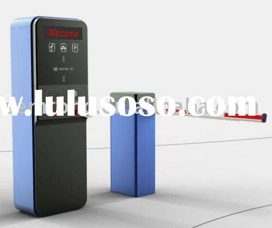 RFID automatic / intelligent car parking system