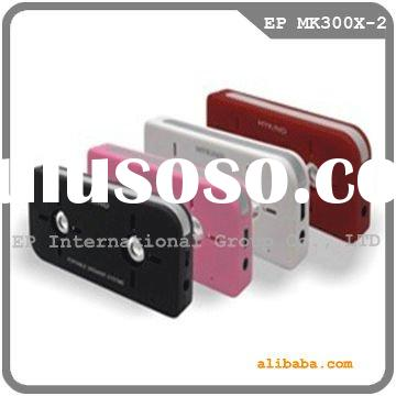 SD card portable speaker System For mp3/ipod/music mobile
