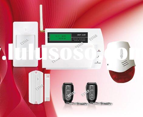 Self Monitoring Home Alarm System Send SMS