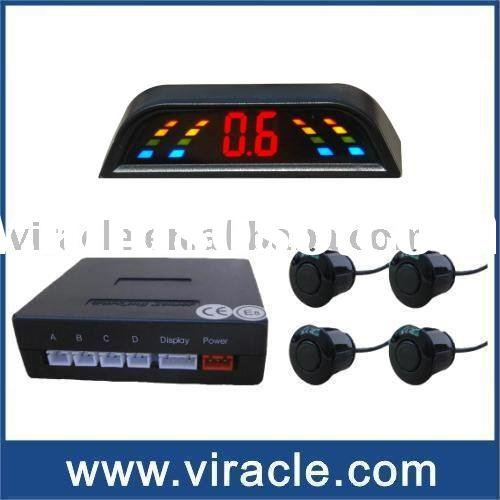 Smart LED Display Car Parking Radar