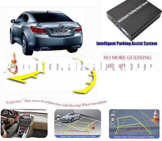 Smart Track Reverse Parking-Assist System for VW Audi Hyundai Toyota Honda