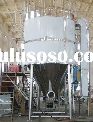 Spray drier for herbal extract